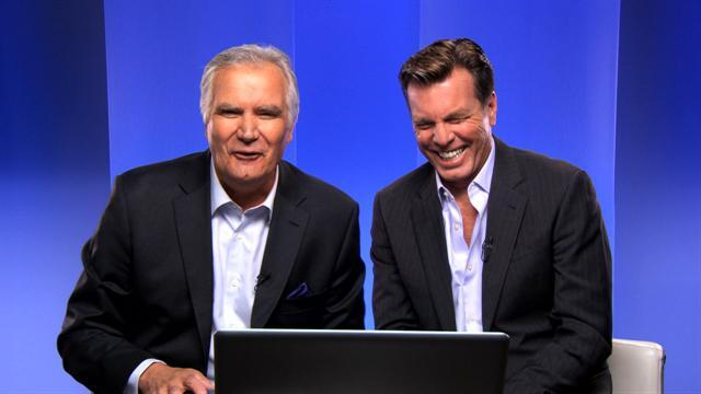 The Young & the Restless and The Bold & The Beautiful - Live Chat feat. John McCook & Peter Bergman