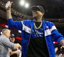 Stephen Jackson to Allen Iverson: 'We can't lose you, we just lost Kobe'