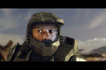 Master Chief behind the mask: Denzel?