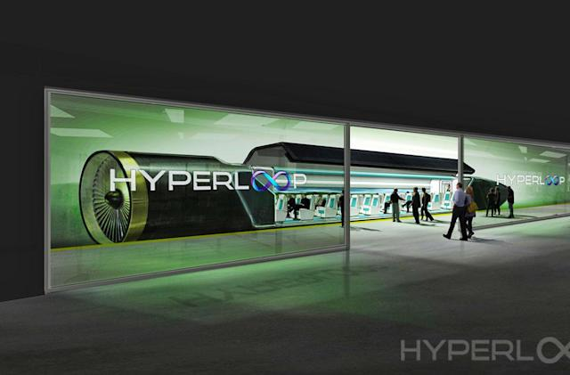 Hyperloop Technologies gets a new name ahead of propulsion test