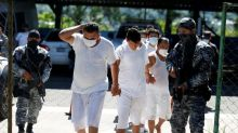 In El Salvador, arrested gang members paraded for the cameras