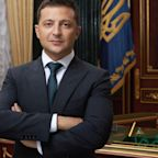 'Only Nato membership can bring us security': Q&A with Ukraine's President Zelenskiy