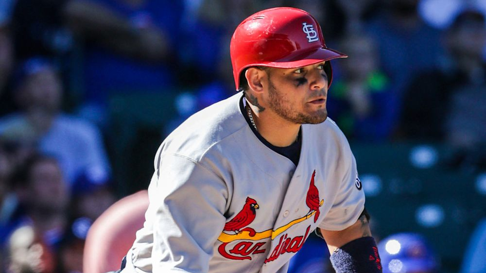 Cardinals, Yadier Molina reportedly agree to three-year extension