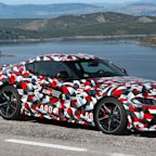 The 2020 Toyota Supra Finally Debuts in January and the First One Will Be Auctioned for Charity