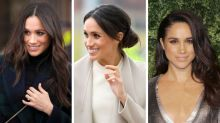 The Duchess of Sussex's greatest hairstyles to date