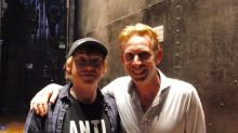 The Two Ron Weasleys Meet At Harry Potter And The Cursed Child
