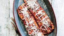 Truck Stop Enchiladas from'Tex-Mex From Scratch'