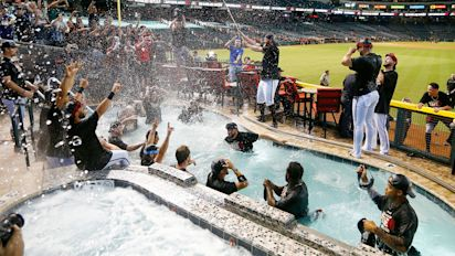 D-backs make playoffs: Everybody in the pool!