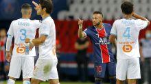 Neymar accuses Marseille's Alvaro Gonzalez of racism