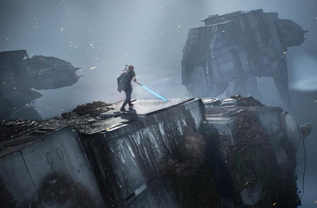 EA's return to Steam starts with 'Star Wars Jedi: Fallen Order'