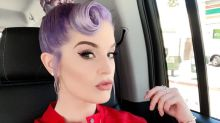 Kelly Osbourne celebrates her 85-pound weight loss: 'I worked hard and it feels good'