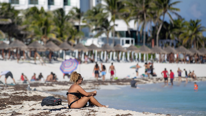 CDC warns Americans not to travel to Mexico