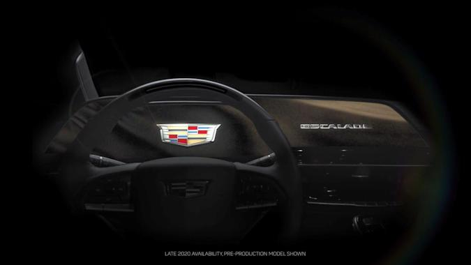 The Morning After: Cadillac's 38-inch in-car OLED