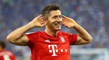 Lewandowski scores again: Bayern striker named Germany's player of the year