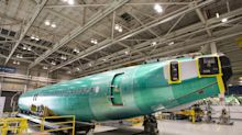 Boeing tops Airbus on deliveries in February