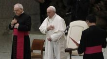 Pope Francis favors same-sex civil unions