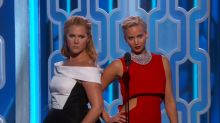 Let's Hear It for the Ladies of the Golden Globes