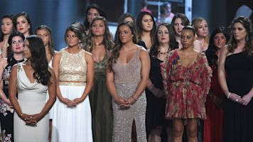 Abuse victims make major statement at ESPYs