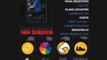 Foot Locker, New Balance and PENSOLE Open Registration for Next 'Fueling the Future of Footwear' Master Class