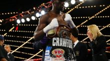 Training like Floyd Mayweather, Terence Crawford has shot at winning Fighter of the Year again