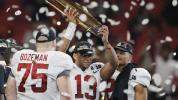 Alabama players troll UCF after getting rings