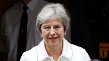 With talks deadlocked, May says Irish backstop cannot derail Brexit talks