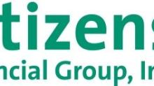 Citizens Financial Group Announces Pricing of $300 Million Preferred Stock Offering