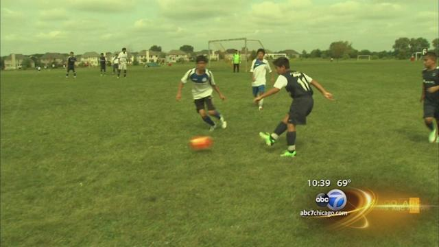 Youth soccer team to play in World Final