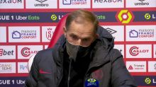 Foot - L1 - PSG : Tuchel : «Je ne suis pas content de la deuxième mi-temps»