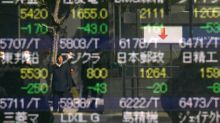 Global Markets: Asia stocks supported by Wall Street, but China drags