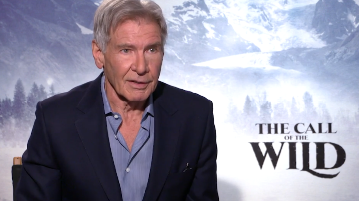 Harrison Ford on fighting for the environment and the appeal of Greta Thunberg