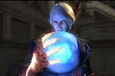 Devil May Cry 4 media blow-out
