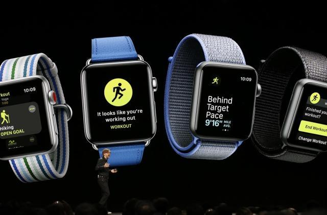 Apple watchOS 5 focuses on fitness and Siri