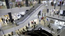 "Retail giants ""bucking the trend from brick and mortar"""