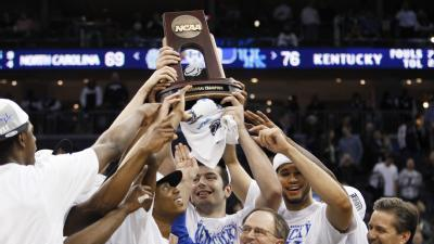 UK Cuts Down The Nets