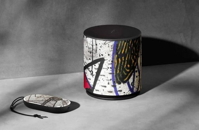Bang & Olufsen unveils David Lynch speaker collaboration