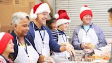 How to give back this Christmas season, from donating turkey leftovers to volunteering