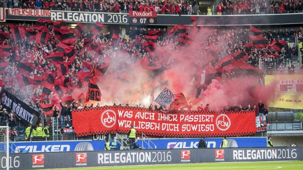 Probleme mit Zuschauern: DFB-Sportgericht verhandelt gegen 1. FC Nürnberg