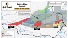 QcX Gold Secures Diamond Drill Rig for Inaugural Drill Program at Golden Giant, James Bay