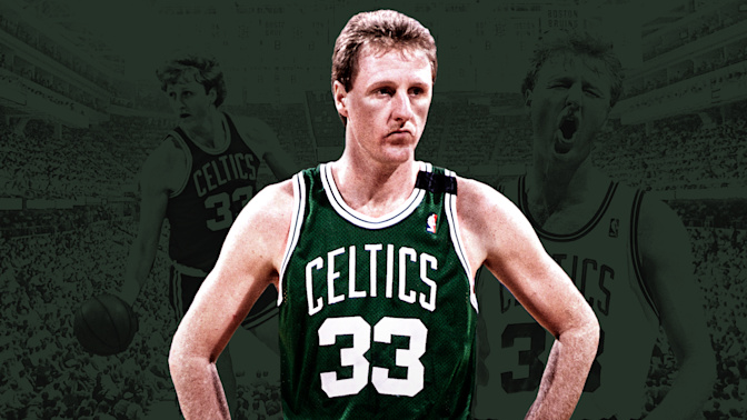 What made 'Larry Legend' truly legendary
