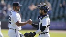 Tigers beat Royals 4-3, KC's skid reaches 11 games