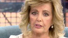 """Teresa Campos: """"Edmundo dice que es mi culpa y no quería dejarme"""""""
