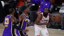 Lakers look to get up to speed vs. Rockets: 5 takeaways from Game 1