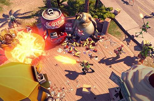 Ghoulish MOBA Dead Island: Epidemic enters beta testing