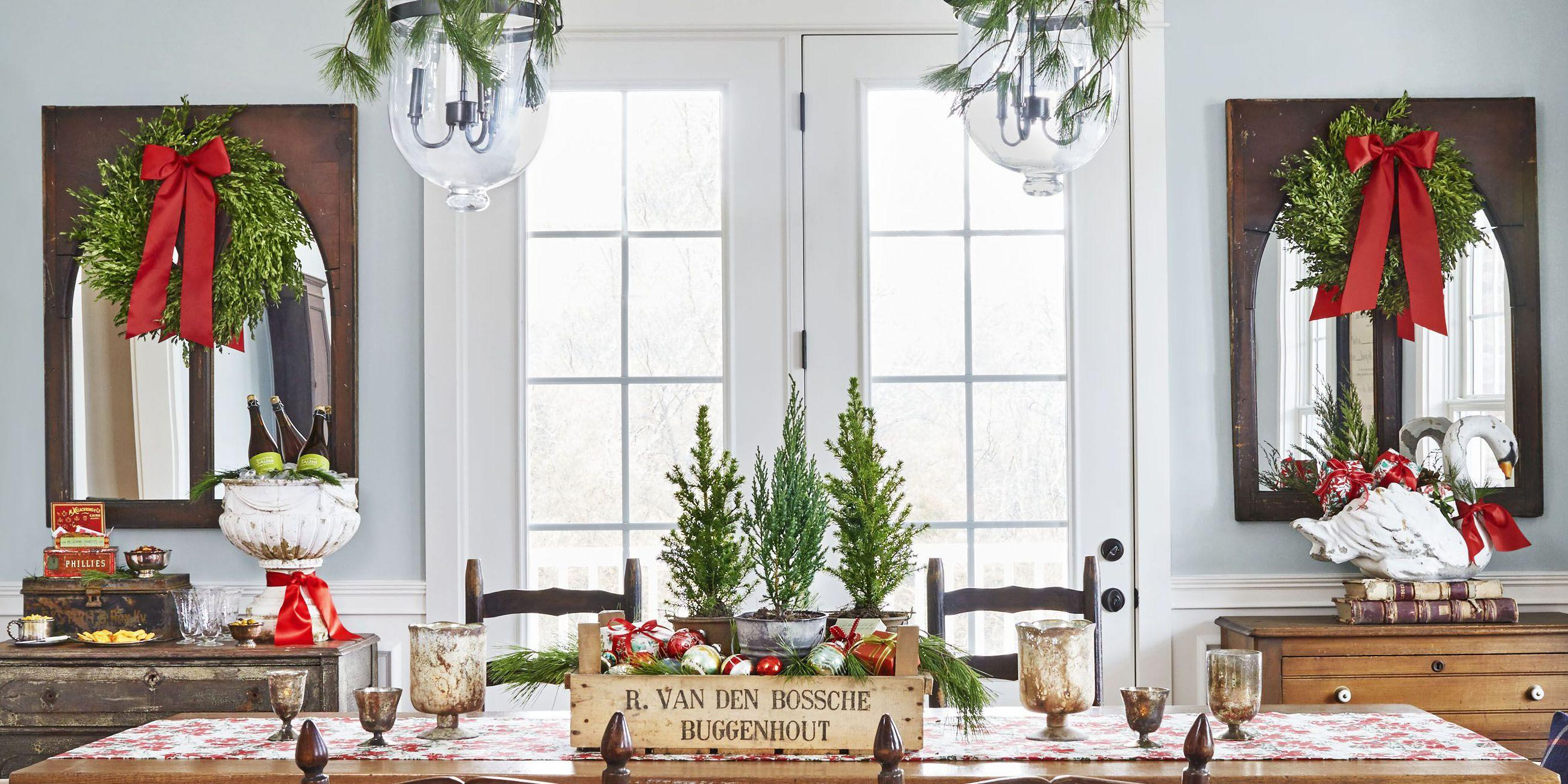 These Christmas Table & Centerpiece Ideas Will Make Your Holiday ...