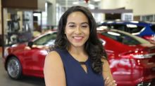 Ally and NAMAD Honor Rising Auto Retail Leader with the Inaugural 'Ally Sees Her' Award