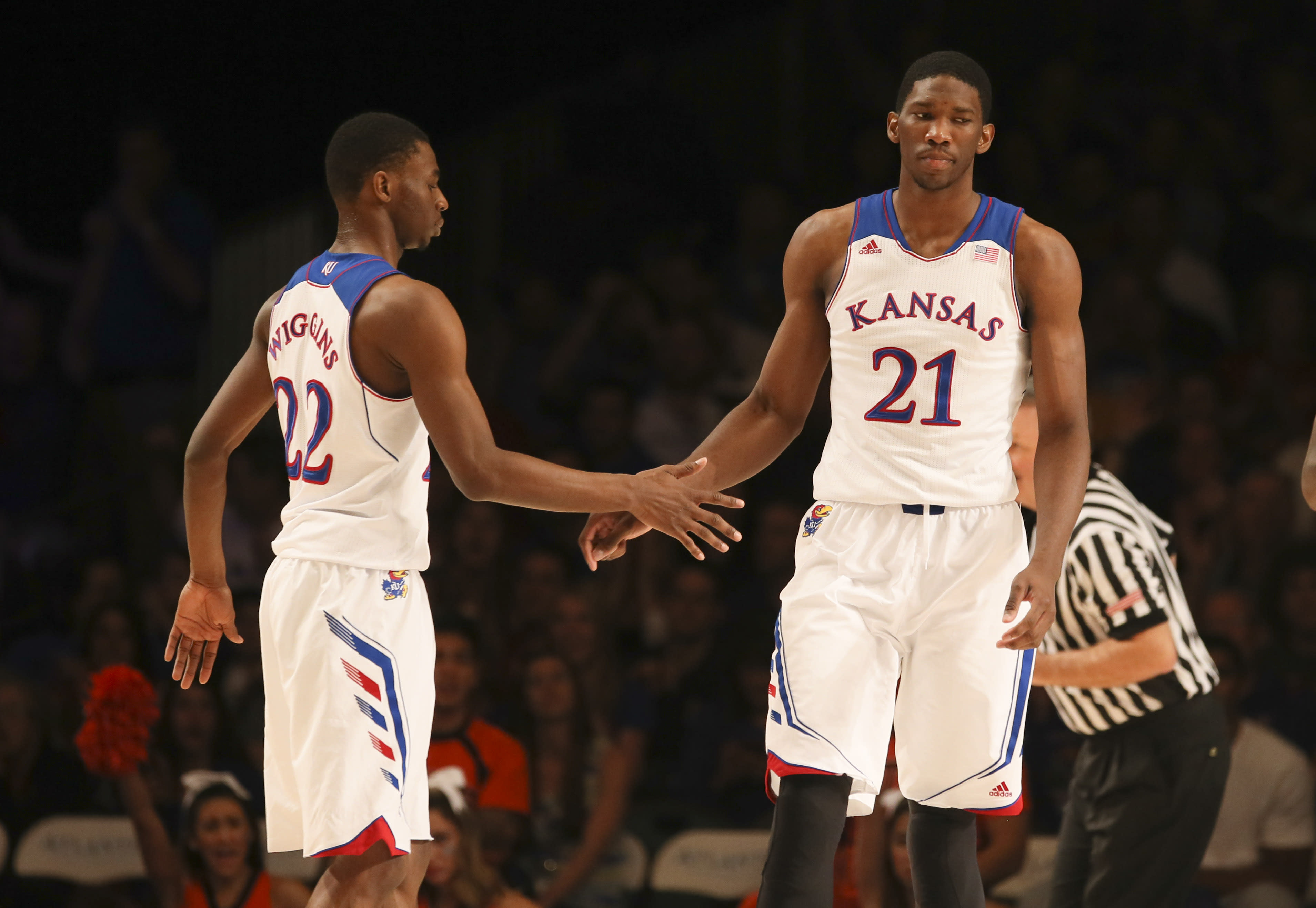 87de7da9cdd The Cavaliers and Sixers are reportedly focusing on Joel Embiid and Andrew  Wiggins