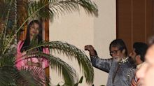 It's time to show solidarity with our jawans: Big B on 74th birthday