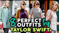 8 Perfect Outfits From Taylor Swift in NY