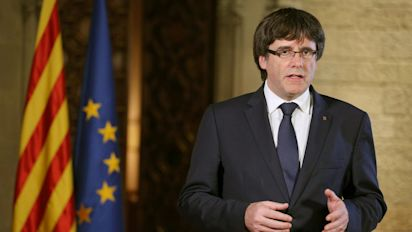 Catalan leader accuses Spain of 'worst attack' since Franco